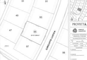 Foto de terreno habitacional en venta en  , la isla lomas de angelópolis, san andrés cholula, puebla, 7014323 No. 01