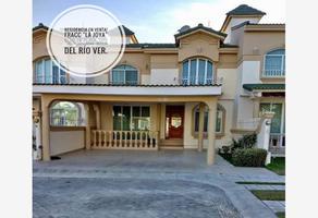 Foto de casa en venta en la joya 7, residencial la joya, boca del río, veracruz de ignacio de la llave, 8558699 No. 01