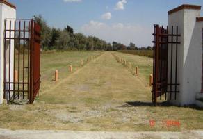 Foto de terreno habitacional en venta en  , la joya de santiago mextla, huejotzingo, puebla, 17834760 No. 01