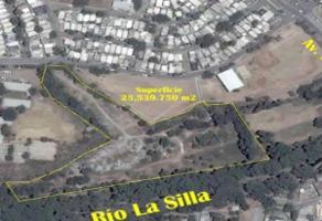 Foto de terreno habitacional en venta en tenochtitlan 900, 3 sector , la joya infonavit 3er. sector, guadalupe, nuevo león, 6942902 No. 01