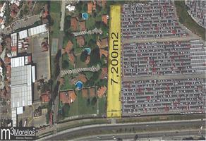 Foto de terreno habitacional en venta en  , la joya, jiutepec, morelos, 14203398 No. 01