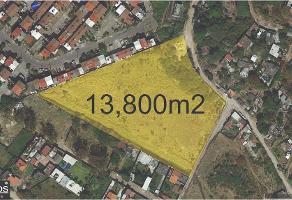 Foto de terreno habitacional en venta en  , la joya, jiutepec, morelos, 14203402 No. 01