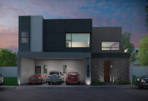 Foto de casa en venta en  , la joya privada residencial, monterrey, nuevo león, 20135414 No. 01