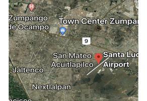 Foto de terreno habitacional en venta en  , la lagunilla, jaltenco, méxico, 14398386 No. 01