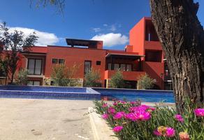 Foto de departamento en renta en  , la lejona, san miguel de allende, guanajuato, 20093895 No. 01