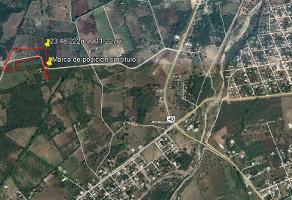 Foto de terreno habitacional en venta en  , la libertad (ejido), victoria, tamaulipas, 13183961 No. 01