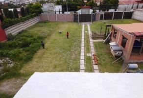 Foto de terreno habitacional en venta en la loma 101, la joya (anexo lomas san miguel), puebla, puebla, 0 No. 01