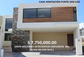 Foto de casa en venta en  , la loma, san luis potosí, san luis potosí, 17533194 No. 01