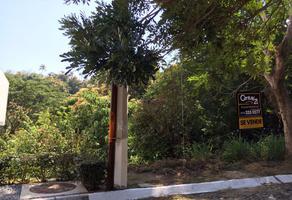 Foto de terreno habitacional en venta en la luna 30 , península de santiago, manzanillo, colima, 0 No. 01