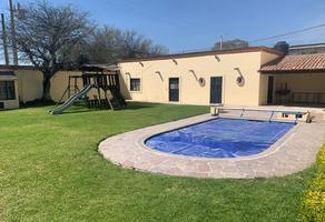 Foto de casa en venta en  , la magdalena, tequisquiapan, querétaro, 12394665 No. 01
