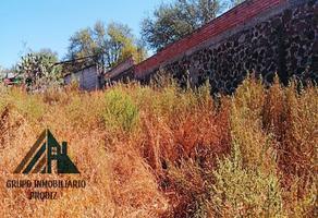 Foto de terreno habitacional en venta en  , la magdalena, tequisquiapan, querétaro, 17357966 No. 01