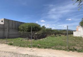 Foto de terreno habitacional en venta en  , la magdalena, tequisquiapan, querétaro, 17954372 No. 01