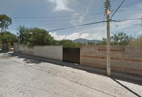 Foto de terreno habitacional en venta en  , la magdalena, tequisquiapan, querétaro, 19419637 No. 01