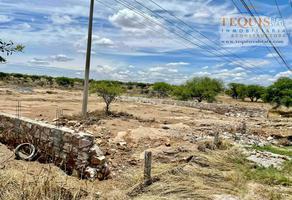 Foto de terreno habitacional en venta en  , la magdalena, tequisquiapan, querétaro, 20518518 No. 01