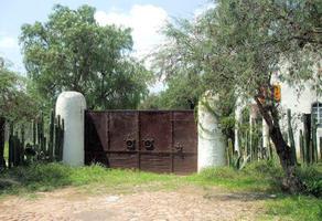 Foto de terreno habitacional en venta en  , la magdalena, tequisquiapan, querétaro, 8051033 No. 01
