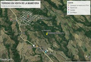 Foto de terreno habitacional en venta en la mameyera , comala, comala, colima, 0 No. 01
