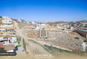 Foto de terreno habitacional en venta en la mina lote 061 de la manzana 126 , campestre la mina de san antonio, playas de rosarito, baja california, 18749693 No. 02