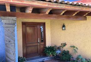 Foto de casa en renta en la morena 0, vergel del acueducto, tequisquiapan, querétaro, 17233424 No. 01