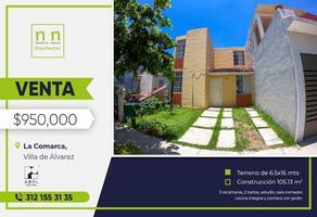 Foto de casa en venta en la noria , la comarca, villa de álvarez, colima, 0 No. 01