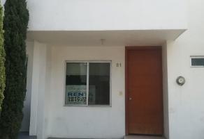 Foto de casa en renta en  , la palmita, zapopan, jalisco, 7109308 No. 01