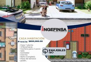 Foto de casa en venta en  , la piedad de cavadas centro, la piedad, michoacán de ocampo, 18418838 No. 01
