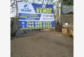 Foto de terreno habitacional en venta en la postal 26, postal, acapulco de juárez, guerrero, 0 No. 01
