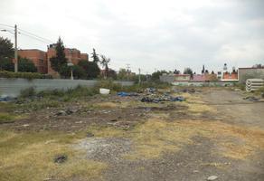 Foto de terreno habitacional en renta en  , la presita, cuautitlán izcalli, méxico, 0 No. 01