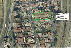 Foto de terreno habitacional en venta en la quebrada 143 , la quebrada ampliación, cuautitlán izcalli, méxico, 15159387 No. 01