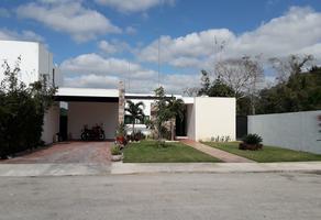 Foto de casa en venta en  , la reja, mérida, yucatán, 20875453 No. 01