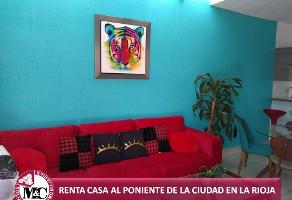 Foto de casa en renta en  , la rioja, aguascalientes, aguascalientes, 12589251 No. 01