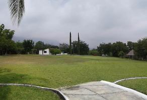 Foto de rancho en venta en  , la rioja, cadereyta jiménez, nuevo león, 14009129 No. 01
