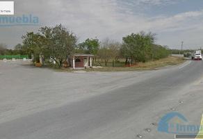 Foto de terreno habitacional en venta en  , la rioja, cadereyta jiménez, nuevo león, 9539204 No. 01