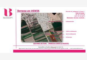 Foto de terreno habitacional en venta en  , la rosa, torreón, coahuila de zaragoza, 12798685 No. 01
