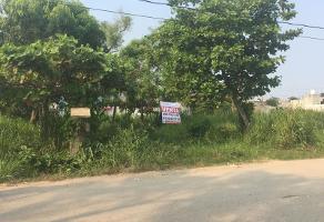 Foto de terreno habitacional en venta en la selva 1, popular manuel silva, centro, tabasco, 0 No. 01