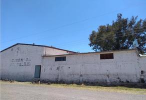 Foto de bodega en venta en  , la soledad, aculco, méxico, 18129808 No. 01