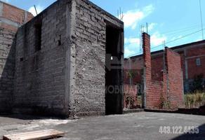 Foto de terreno habitacional en venta en  , la soledad, morelia, michoacán de ocampo, 13805737 No. 01