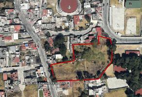 Foto de terreno habitacional en venta en  , la teresona, toluca, méxico, 16256482 No. 01