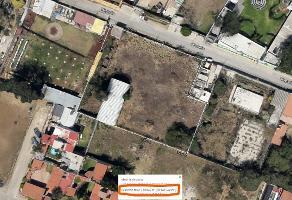 Foto de terreno habitacional en venta en  , la tijera, tlajomulco de zúñiga, jalisco, 9747190 No. 01