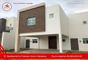 Foto de casa en venta en la toscana , ampliación senderos, torreón, coahuila de zaragoza, 18199862 No. 01