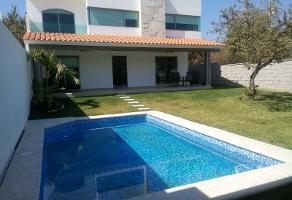 Foto de casa en venta en la toscana -, la huizachera, jiutepec, morelos, 0 No. 01