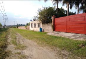 Foto de rancho en venta en  , la venta del astillero, zapopan, jalisco, 18826456 No. 01