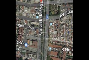 Foto de terreno habitacional en venta en la viga , cerro de la estrella, iztapalapa, df / cdmx, 0 No. 01