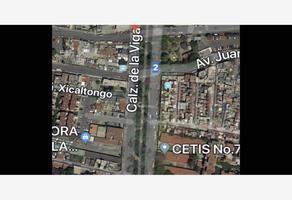 Foto de terreno habitacional en venta en la viga , la viga, iztapalapa, df / cdmx, 10582790 No. 01