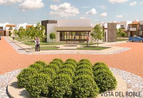 Foto de terreno habitacional en venta en la vista el roble , residencial el refugio, querétaro, querétaro, 14023339 No. 01