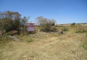 Foto de terreno habitacional en venta en la yegua , acatic, acatic, jalisco, 5825411 No. 01