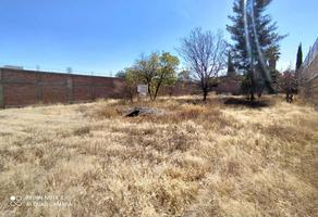 Foto de terreno habitacional en venta en la yesca 5 , granjas banthí sección so, san juan del río, querétaro, 17380241 No. 01
