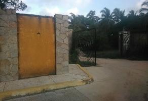 Foto de terreno habitacional en venta en  , la zanja o la poza, acapulco de juárez, guerrero, 12822855 No. 01