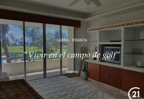 Foto de departamento en venta en labna vidanta , pie de la cuesta, acapulco de juárez, guerrero, 17024759 No. 01