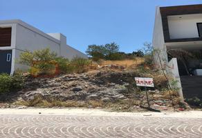 Foto de terreno habitacional en venta en lago agua brava , altavista juriquilla, querétaro, querétaro, 0 No. 01