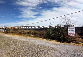 Foto de terreno comercial en venta en lago de chapala , san joaquín (san pablo), querétaro, querétaro, 11428529 No. 01